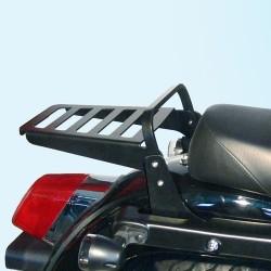 BLACK GRILL rack topcases KYMCO 125 ZING II