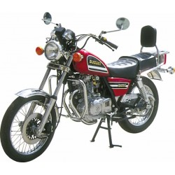 DEFENSA MOTOR 30MM SUZUKI GN 125/250