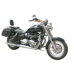 DEFENSE MOTOR AMERICA TRIUMPH BLACK 38MM LT