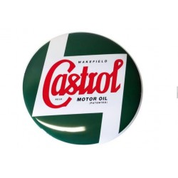 TIN-PLATE SIGN CASTROL CLASSIC