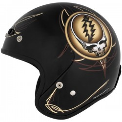 STEAL YOUR FACE JET HELMET