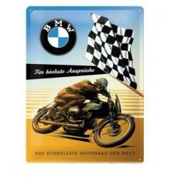 PLACA GARAJE BMW MOTORSPORT