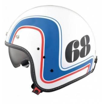 casco-jet-highway-retro-68-white