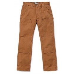 WORK PANTS BROWN DOUBLE CARHARTT