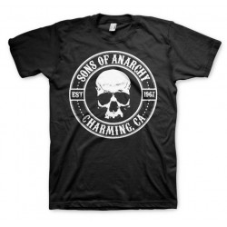SEAL SHIRT SONS OF ANARCHY