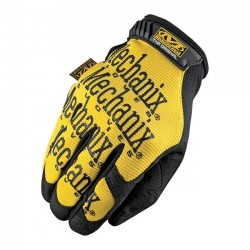 GUANTES MECANICO MECHANIX ORIGINAL AMARILLO