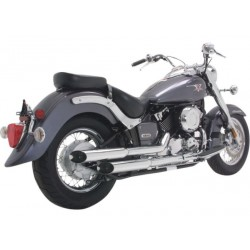 YAMAHA XVS650 DRAG STAR ESCAPE VANCE & HINES cruzers '04 -UP