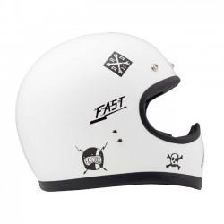 CASCO INTEGRAL DMD RACER FLASH