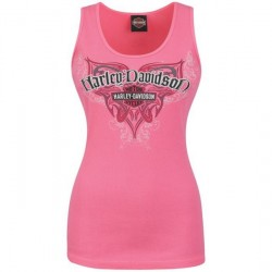 STEEL DREAM HARLEY DAVIDSON TEE LADY