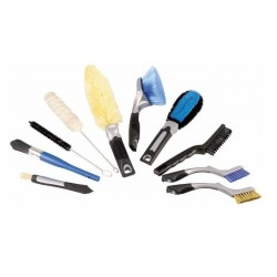 BRUSHES CLEANING BRISH SET 10 PIECES