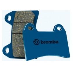 BREMBO BRAKE PADS ORGANIC HONDA VT750 C2B BLACK SPIRIT