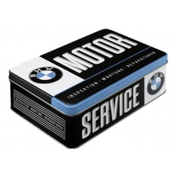 BMW MOTOR SERVICE METAL BOX