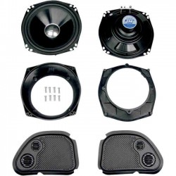HIGH-PERFORMANCE SPEAKER KIT FOR HARLEY DAVIDSON ROAD GLIDE 06-13