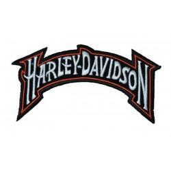 HARLEY DAVIDSON BANNER PATCH 14 X 7 CM.