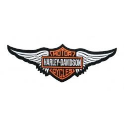 PARCHE HARLEY DAVIDSON WINGS 28.5 X 10 CM.