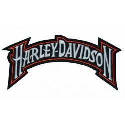 PATCH HARLEY DAVIDSON BANNER 28 X 12 CM