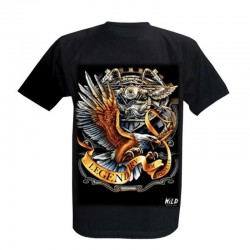 CAMISETA WILD LEGENDARY