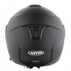 MTR K-13 FLIP-UP HELMET MAT BLACK