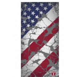 BUFF US FLAG VINTAGE MULTIPURPOSE SCARF