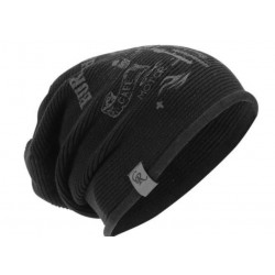CAFE RACER BURN THE FUEL LONGBEANIE
