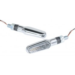 INTERMITENTES LED LSL D-LIGHT CROMADOS
