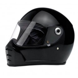 CASCO INTEGRAL BILTWELL SPLITTER NEGRO BRILLO