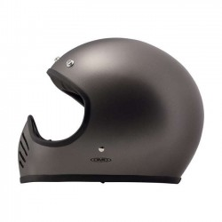 CASCO INTEGRAL DMD SEVENTY FIVE GRIS METALICO
