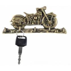 MOTORCYCLES BRASS HANGER KEYS