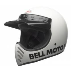 BELL MOTO 3 INDIPENDENT WHITE