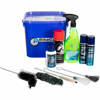 BIKECARE CLEANING SET