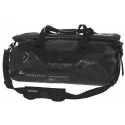 BOLSA DE VIAJE IMPERMEABLE TOURATECH RACK-PACK NEGRA