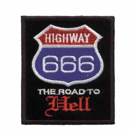 PARCHE HIGHWAY 666