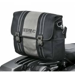 MESSENGER ARMY BLACK BAG