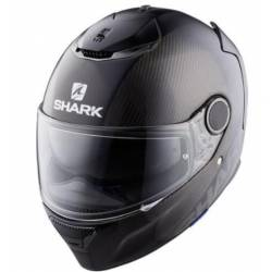 CASCO INTEGRAL SHARK SPARTAN CARBONO