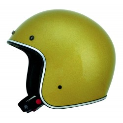 CASCO JET AFX FX-76 ORO METAL FLAKE (OUTLET)