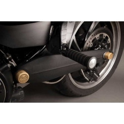 PULLEY COVER ARLEN NESS 10 GAUGE BLACK VICTORY OCTANE