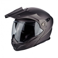 MODULAR HELMET SCORPION ADX-1 GREY MATT