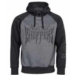 SUDADERA WEST COAST CHOPPERS MOUTHPIECE