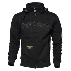 SUDADERA WEST COAST CHOPPERS POR VIDA