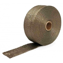 THERMO-TEC EXHAUST INSULATING WRAP CARBON FIBER