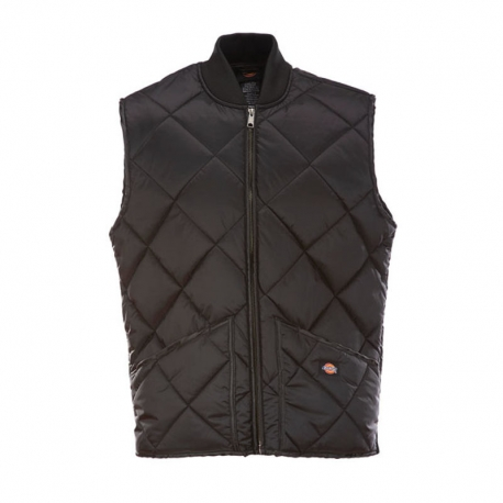 DICKIES DIAMOND QUILTED VEST