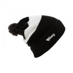 ROEG AVERELL BEANIES BLACK / WHITE CAP