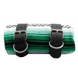 MEXICAN SERAPE ROLL-UP GREEN