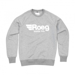 ROEG SHAWN GREY SWEATER