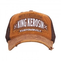 GORRA KING KEROSIN KUSTOMBUILT