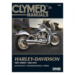 HARLEY DAVIDSON REPAIR MANUAL V-ROD 02-14