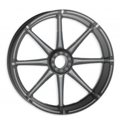 "CHROME TIRE SOLID VELOCITY MIDNIGHT REVTECH 16 ""x 3.50"""