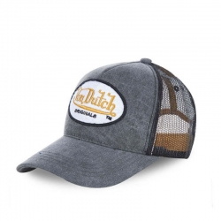 VON DUTCH OG TRUCKER GRAY CAP