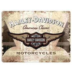 HARLEY DAVIDSON AMERICAN CLASSIC PLATE II
