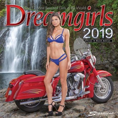 CALENDARIO DREAMGIRLS 2019